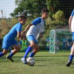 summer football camp in spain