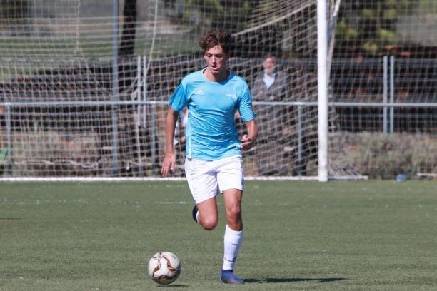 juvenil Soccer Inter-Action