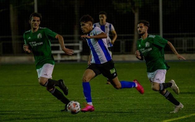 partido de futbol tercera division Soccer Inter-Action