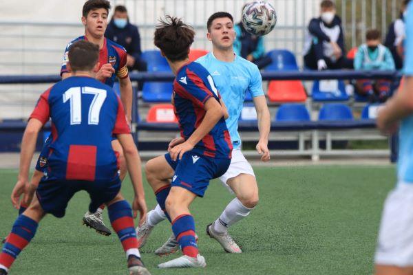 partido fútbol Levante UD juvenil nacional