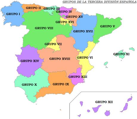 3 spanish division