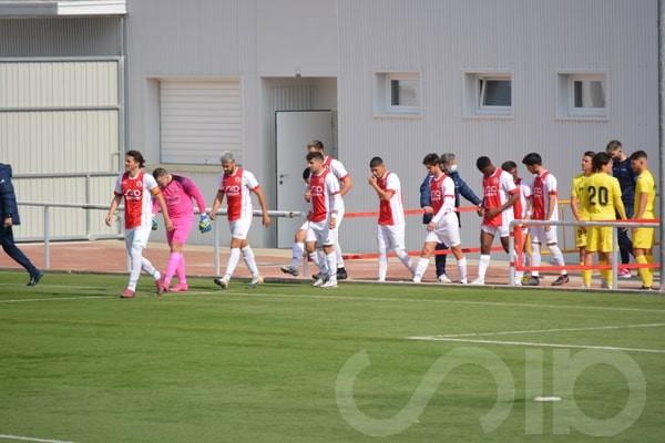 villareal CF vs SIA Academy 3 division