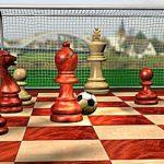 ajedrez futbol