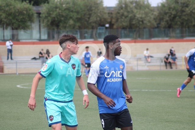 debut 3 division players SIA Academy