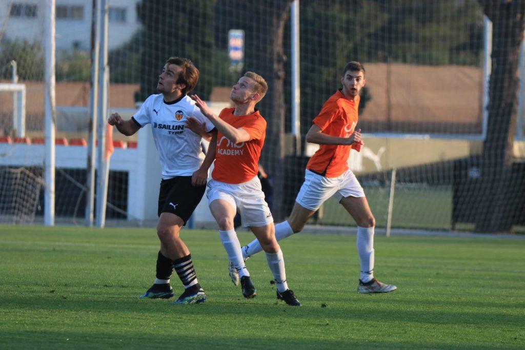 Valencia CF vs SIA Academy
