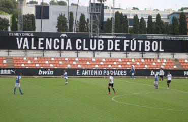 ciudad deportiva del Valencia CF