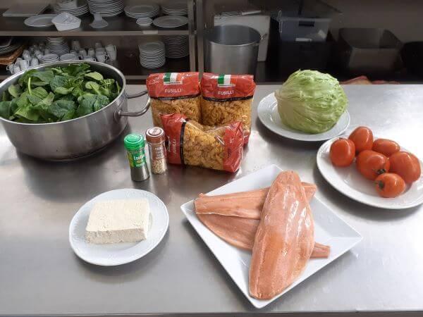 taller de cocina academia de futbol