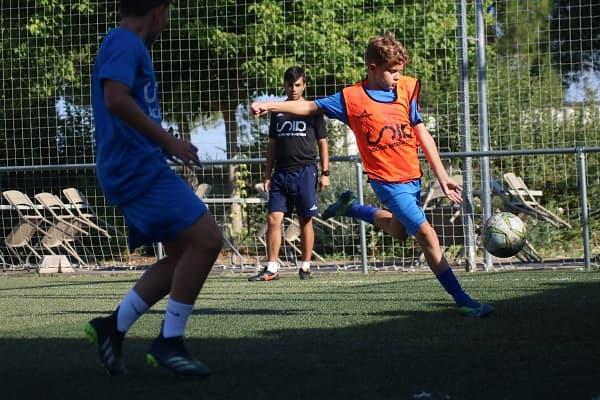 summer football camp 2021