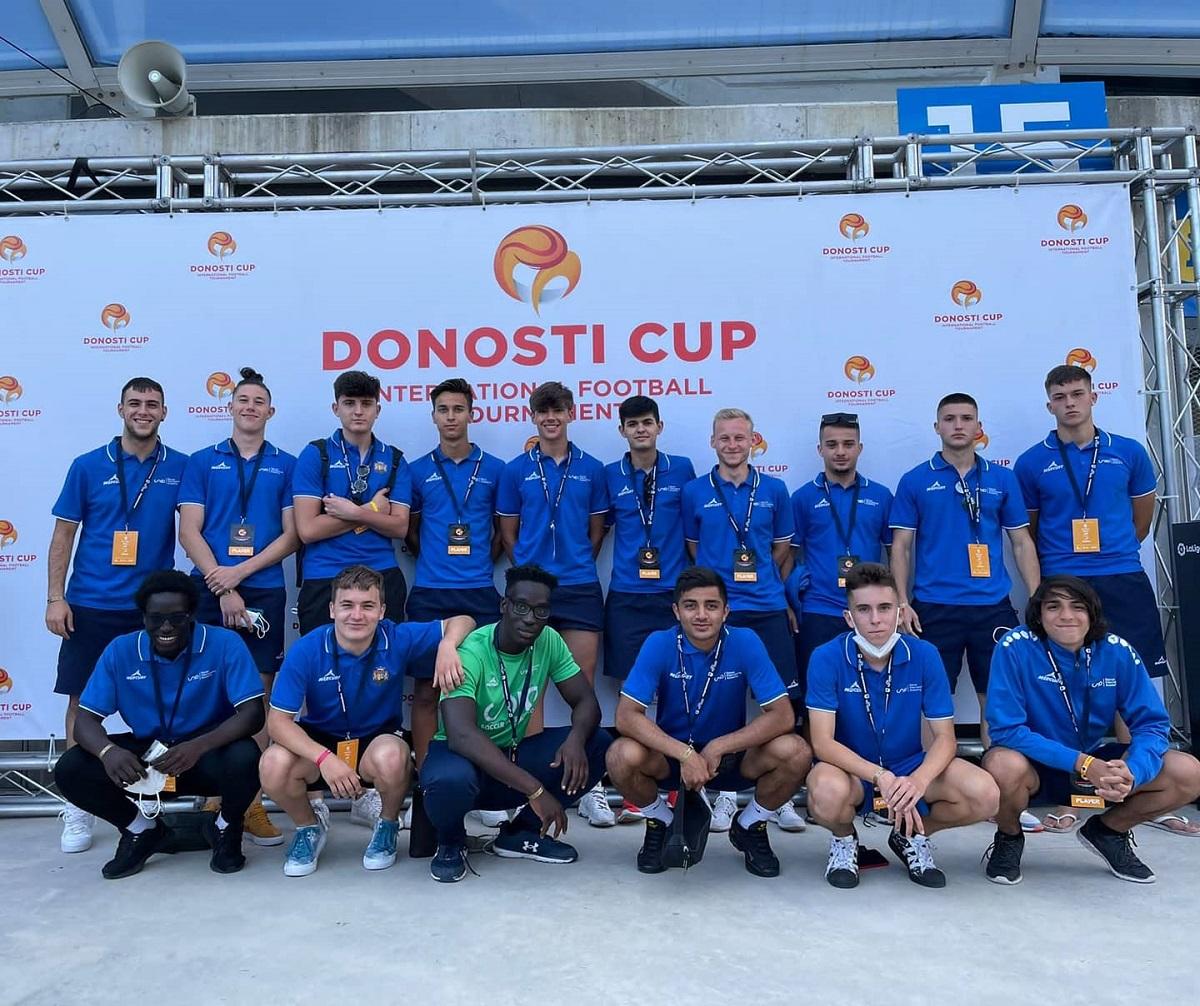 Torneo de fútbo, Donosti Cup