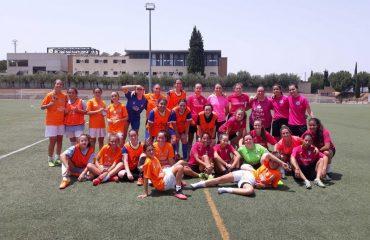 futbol femenino SIA Academy
