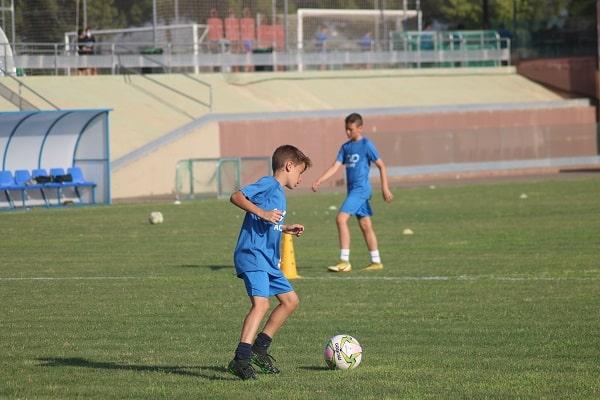 campus de futbol verano