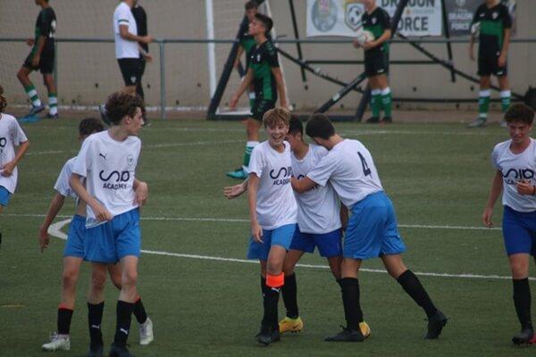 SIA Academy elite pro-football academy