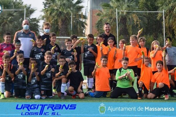 SIA Academy muestra su apoyo a La Palma